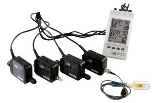 Dialysis meters